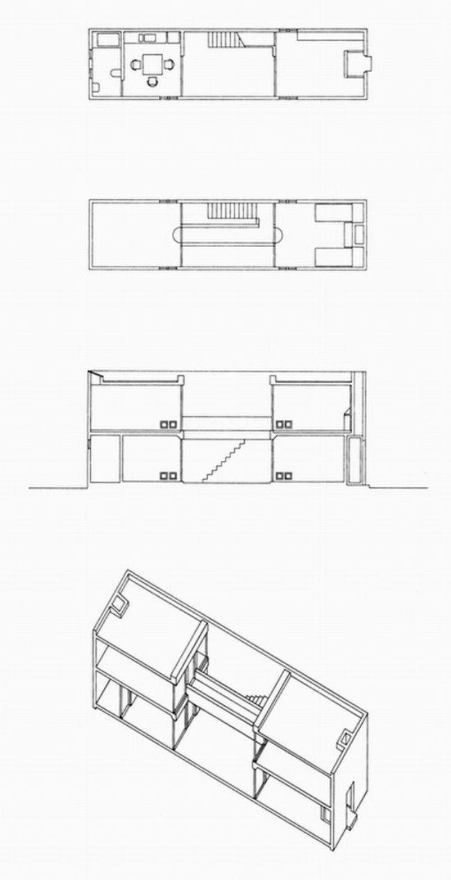 设计大师安藤忠雄:住吉的长屋